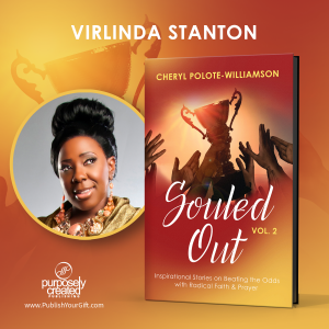 """Pre-Launch Book Sale This is truly an honor. Celebrate with me as I take you on a Journey. Also, I am excited to be launching my 1st Book Anthology """"SOULED OUT VOL.2 Being Kept by Faith Beating the odds Books are on Pre-Sale now Order your Copy today! , Black History Month. If you're battling with Anxiety, HIV, Depression, Rape, Domestic Violence abuse, Molestation or you're just feeling lost, let me inspire you. This book is full of Inspiration and Motivation. Join me on this """"JOURNEY OF HEALING"""" it's your time! Purchase your PRE-SALE Order copy now, Souled Out Vol.2 """"BEING KEPT BY FAITH"""" Beating the Odds $20 + $8.00 Shipping & Handling Total $28.00 https://paypal.me/VirLindaStanton28?locale.x=en_US or Cash App: $VirLindaStanton"""